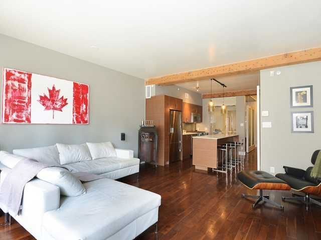 # 209 1275 HAMILTON ST - Yaletown Apartment/Condo for sale, 2 Bedrooms (V1052389) #4