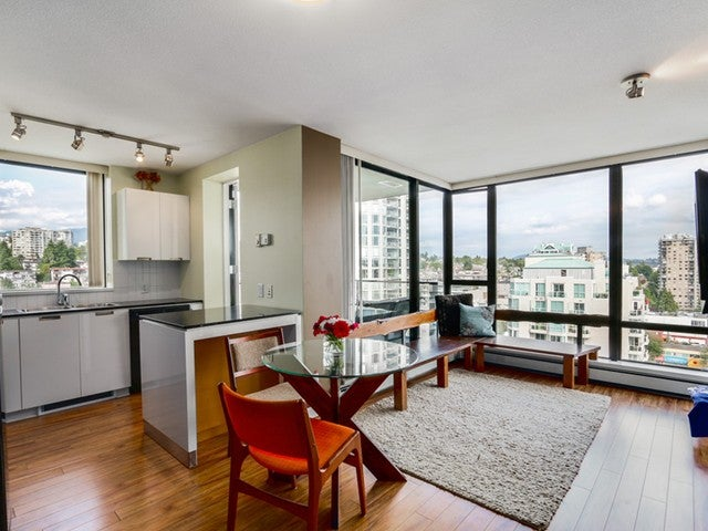 # 1607 151 W 2ND ST - Lower Lonsdale Apartment/Condo for sale, 1 Bedroom (V1070625) #4