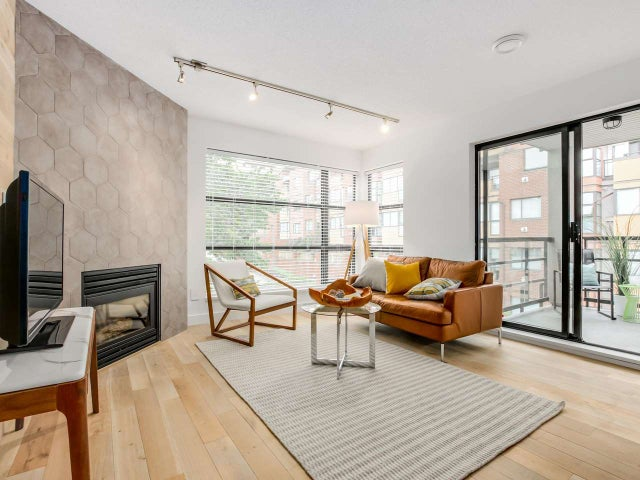 404 124 W 3RD STREET - Lower Lonsdale Apartment/Condo for sale, 2 Bedrooms (R2084084) #3