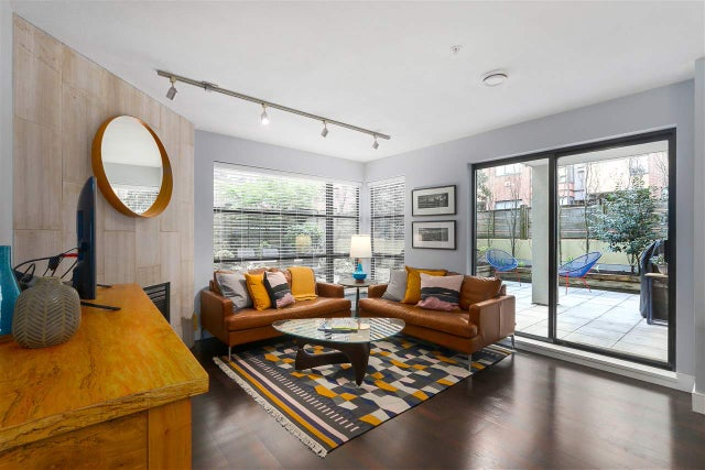 204 124 W 3RD STREET - Lower Lonsdale Apartment/Condo for sale, 2 Bedrooms (R2362493) #2