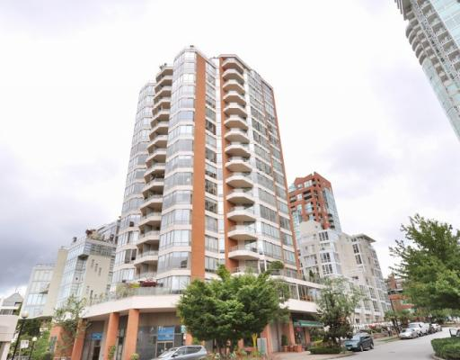 # 601 1625 HORNBY ST - Yaletown Apartment/Condo for sale, 1 Bedroom (V773798) #1