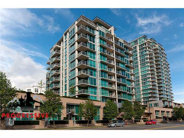 # 703 168 E ESPLANADE BB - Lower Lonsdale Apartment/Condo for sale, 1 Bedroom (V927521) #1
